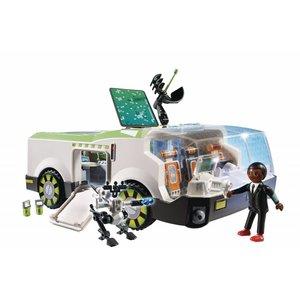 Playmobil Super4 - 6692 - Techno Chamäleon mit Agent Gene