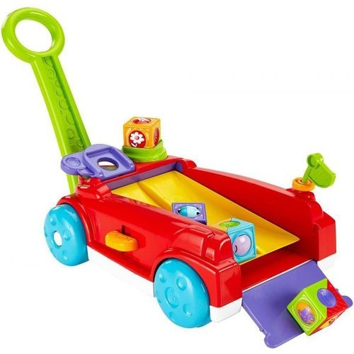 Fisher Price Roller Blocks Rockin' Wagen