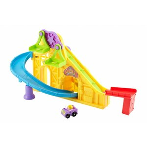Fisher Price Little People - Wheelies Rollercoaster
