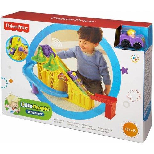 Fisher Price Little People - Wheelies Rollercoaster