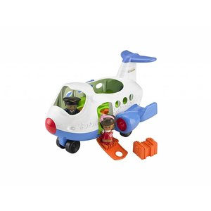 Fisher Price Little People - Muzikaal Vliegtuig