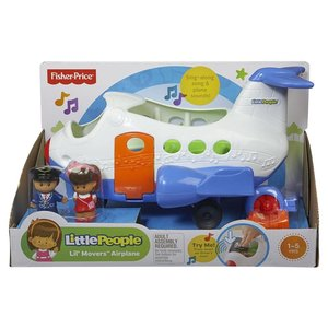 Fisher Price Little People - Musical Airplane