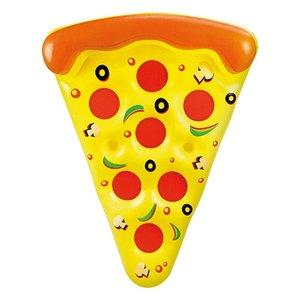 Floating Pretzl Luftmatratze Pizza
