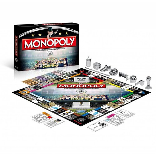 Monopoly Monopoly - Champion Deutsch