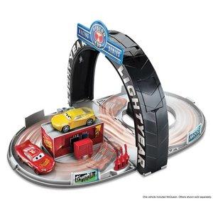 Disney Cars Piston Cup Portable Playset