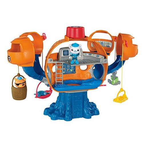 Fisher Price Octonauts - Octomodul ***Spaanstalig***