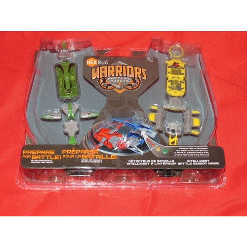 Battle Stadium HexBug Warriors - Battling Robots