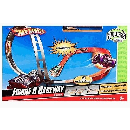 Hot Wheels Figure-8-Raceway