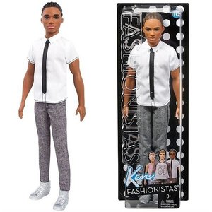 Barbie Ken - Fashionistas Classic Cool #10