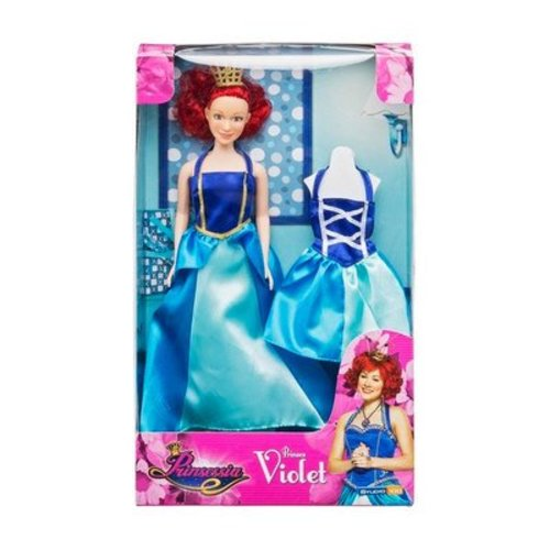 Prinsessia Prinses Violet