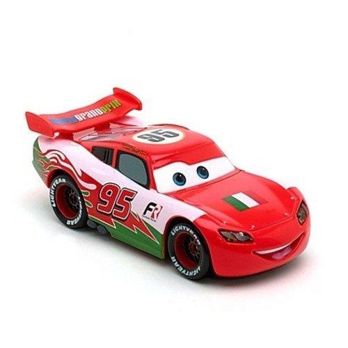 Disney Cars World Grand Prix Lightning McQueen Italie (1:43)