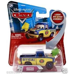 Disney Cars Dexter Hoover - Look My Eyes Change!