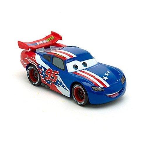 Disney Cars World Grand Prix Lightning McQueen USA (1:43)