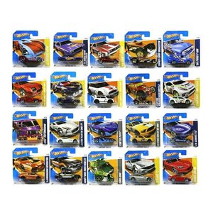 Hot Wheels Hot Wheels Assortiment Auto