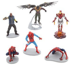 Spider- Man Spider-Man Figurine Playset
