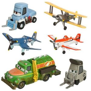 Disney Planes Figurine Playset Propwash Junction