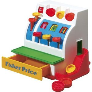 Fisher Price Registrierkasse - SALE