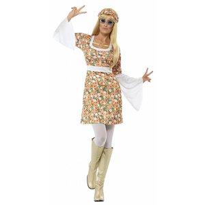 Smiffy's Flower Power Dress