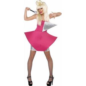 Smiffy's Lady Gaga Jurk