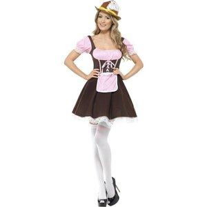 Smiffy's Oktoberfest Kleid