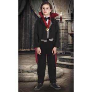 Boland Vampire Costume 4-6 years