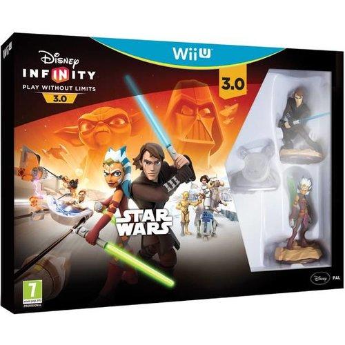 Star Wars Star Wars Infintity 3.0 Starter pack WII U - SALE