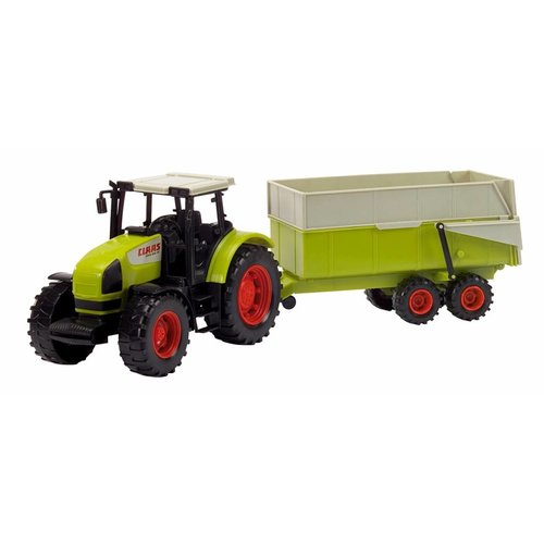 Massey Ferguson Claas - Ares Tractor  Playset