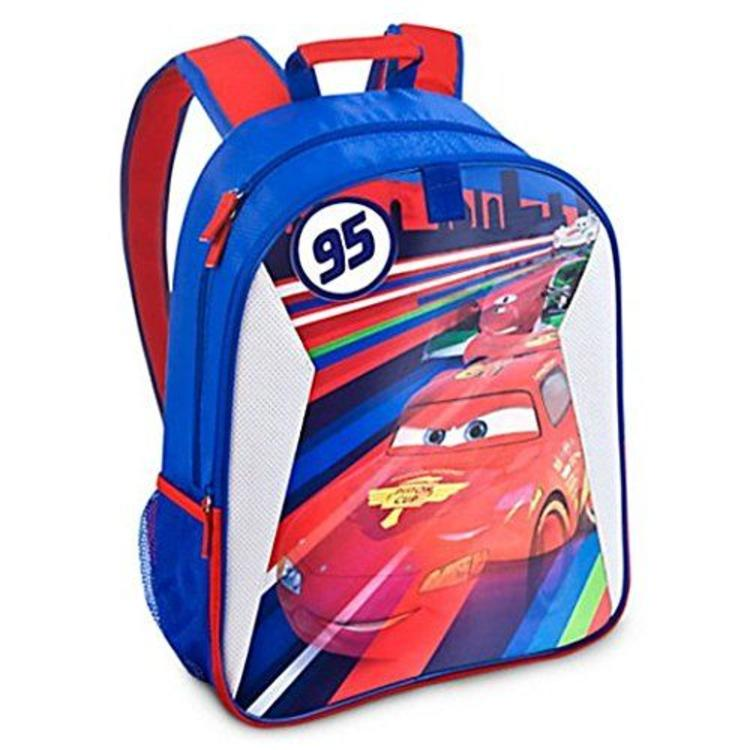66f845ef82 Disney Pixar Cars - Cars Backpack Lightning McQueen - Importtoys