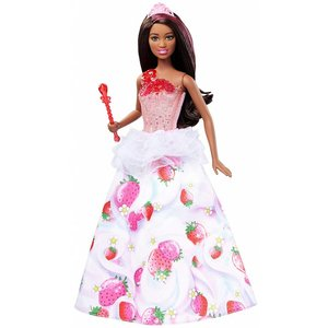Barbie Dreamtopia - Sweetville Prinses Nikki