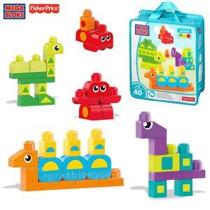 Mega Bloks Match my Shapes