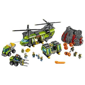 Lego City - 60125 - Vulkaan Zware Vrachthelikopter - SALE