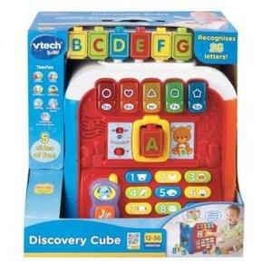 V-Tech Discovery Cube