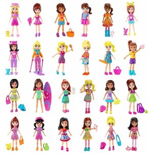 Polly Pocket Polly Pocket Puppe Assortiment