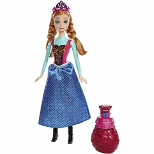 Disney Frozen Anna met magische jurk (Royal Color Anna)