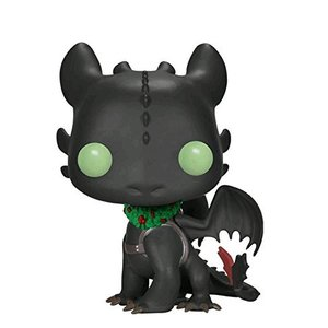 Dragons Dreamworks Dragons - Holiday Toothless