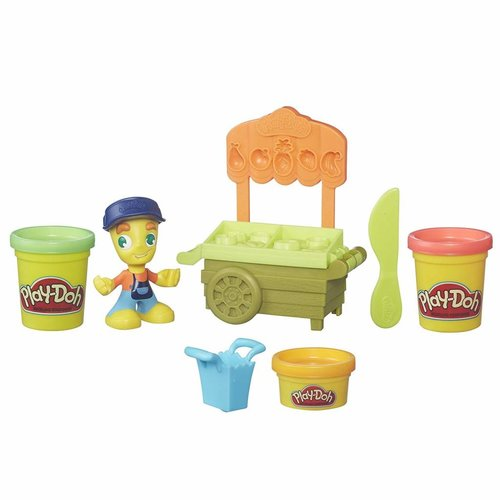 Play-Doh Market Stand