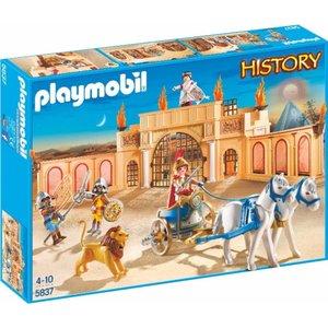 Playmobil History  - 5837 - Römische Wettkampfarena - SALE