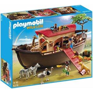 Playmobil Wild Life - 5276 - Große Arche der Tiere - SALE