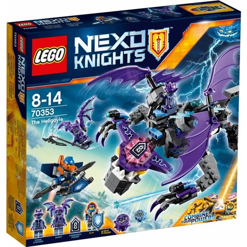 Lego Nexo Knights - 70353- The Heligoyle