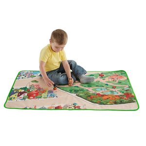 Fisher Price Bing - Bing's World Playmat