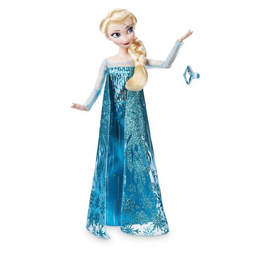 Disney Frozen Elsa with ring