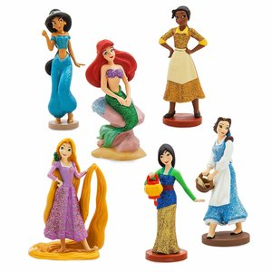 Disney Princess Figurine Playset Once Upon a Time