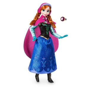 Disney Frozen Anna with ring - SALE
