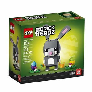 Lego Brick Headz - 40271 - Paashaas