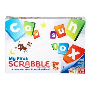 Scrabble My First Scrabble (English Version)