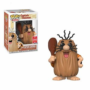 Captain Caveman POP - Captain Caveman