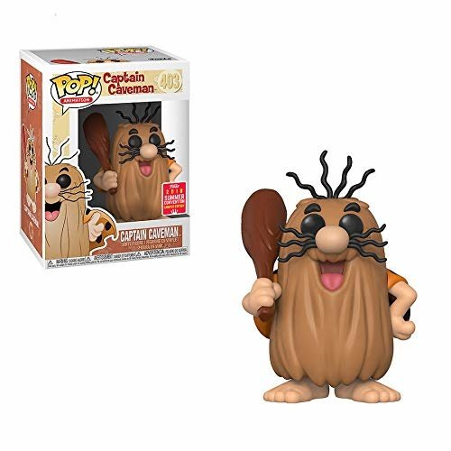 Captain Caveman Funko  Pop - Captain Caveman - no. 403