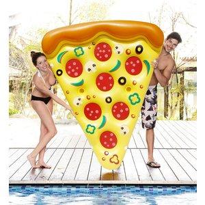 Pizza Slice Luftmatratze Pizzastück - Anschließbar