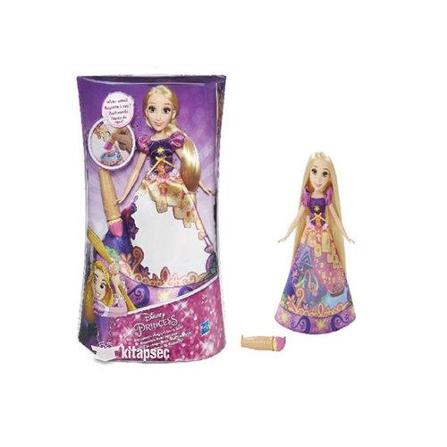 Disney Rapunzel in Magischem Märchenkleid