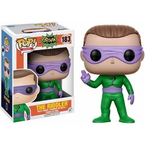 Batman Funko Pop - The Riddler - No. 183